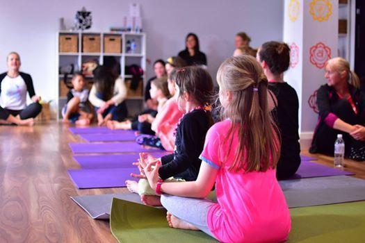 Townsville Australia -Kidding Around Yoga Teacher Training