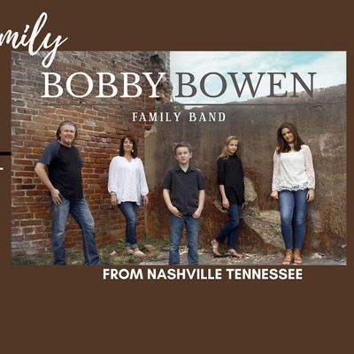 Bobby Bowen Family Concert In West Point Mississippi