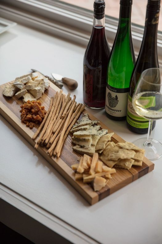 An Evening of Wine and Cheese with Third Wheel Cheese Co., 24 June | Event in Wilmington | AllEvents.in