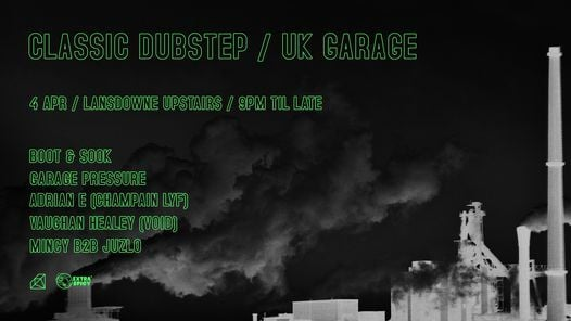 Classic Dubstep/UKG Night 1.0, 12 February | Event in Pyrmont | AllEvents.in