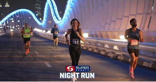 Super Sports Night Run Race 3 - 2021, 18 May | Event in Dubai | AllEvents.in