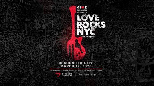 Love Rocks NYC
