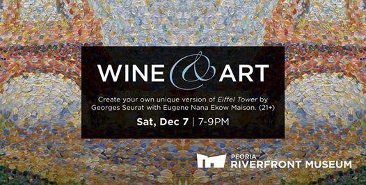 Wine & Art  Georges Seurat