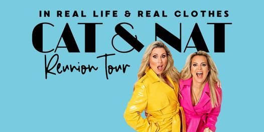 Cat & Nat Reunion Tour at Higher Ground, 22 October   Event in South Burlington   AllEvents.in