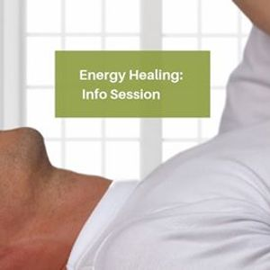 Free Info Session Energy Healing