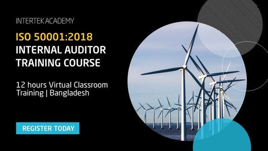 ISO 500012018 Internal Auditor Training - Virtual Classroom