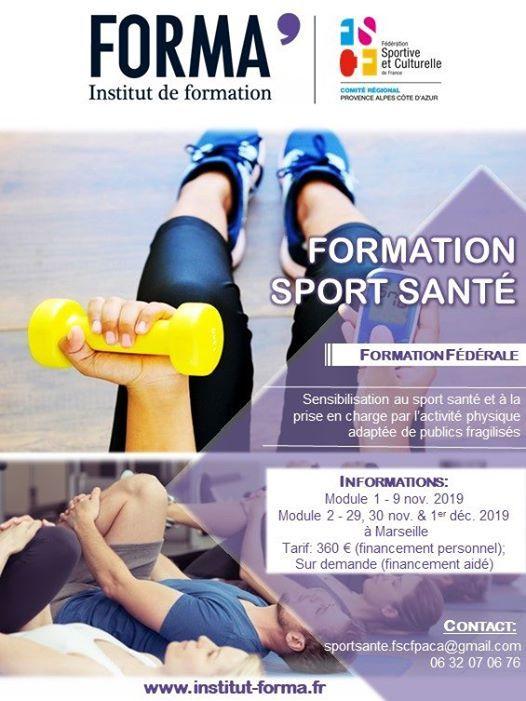 Formation Sport Sant - FSCF