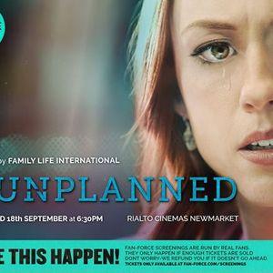 Unplanned - Rialto Cinemas Newmarket