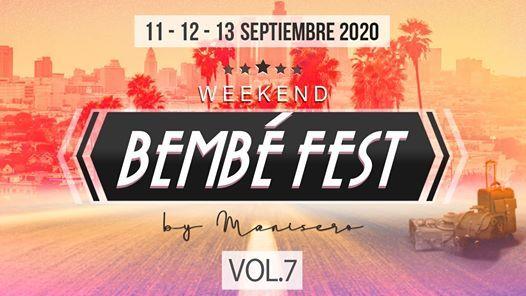 BEMBE FEST - 7 Edicin