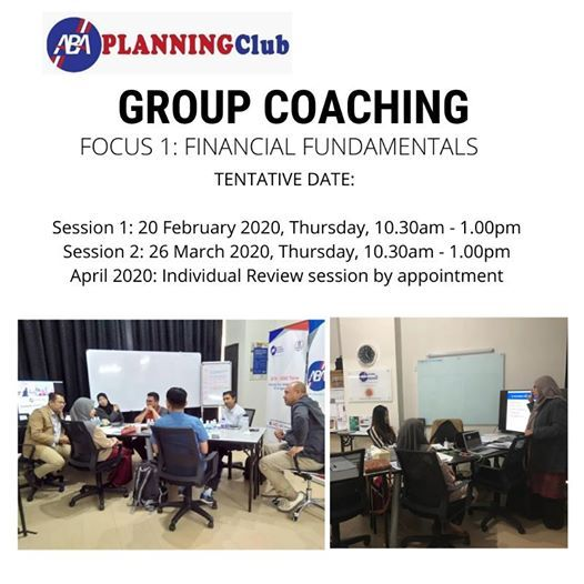 Group Coaching  Focus 1