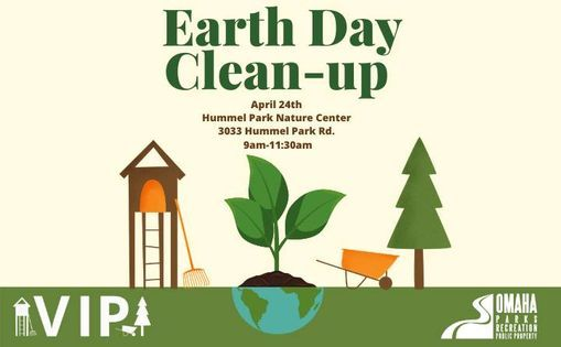 VIP Earth Day Community Clean-Up, Hummel Nature Center ...