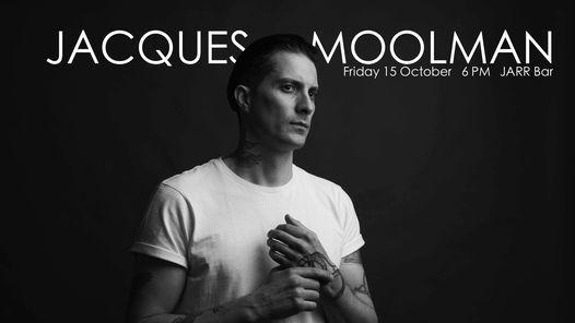 Jacques Moolman LIVE in Pretoria, 10 September   Event in Pretoria   AllEvents.in