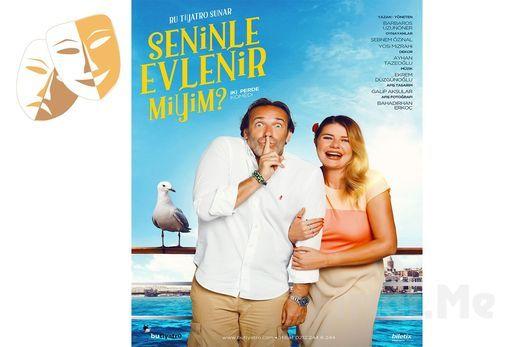 Seninle Evlenir Miyim?' Tiyatro Oyunu Bileti 80 TL Yerine 55 TL, 2 October | Event in Tekirdað | AllEvents.in