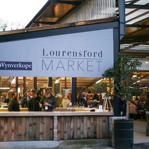 Lourensford Saturday Market