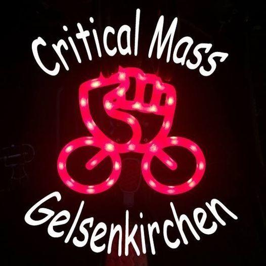 50. Critical Mass Gelsenkirchen - CMGE #50, 21 December | Event in Gelsenkirchen | AllEvents.in
