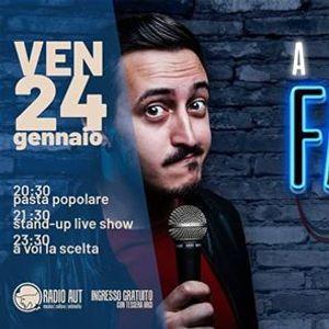 Stand-Up Comedy  Live a Radio con Matteo Fallica