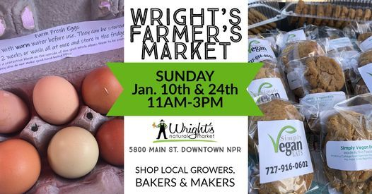 Wright's Farmer's Market, 8 November | Event in New Port Richey | AllEvents.in