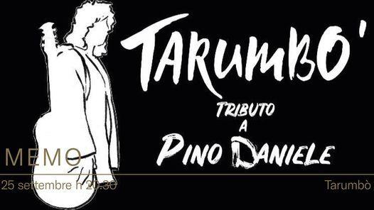 Tarumb dedicato a Pino Daniele