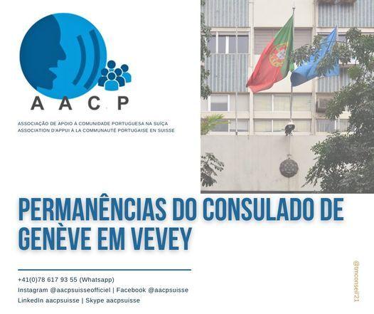 Permanência Consular de Genève em Vevey, 16 April | Event in Vevey | AllEvents.in