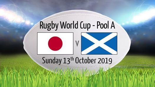 Japan v Scotland (Unofficial Fan Guide)