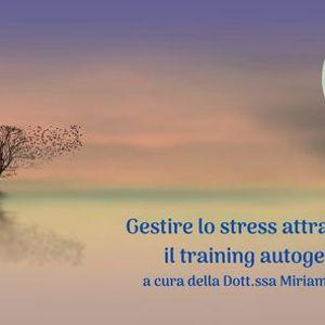 Gestire lo stress attraverso il training autogeno