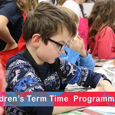TERM TIME CLASSES - MORNING KIDS RE-REGISTRATION SEPTEMBER 2020