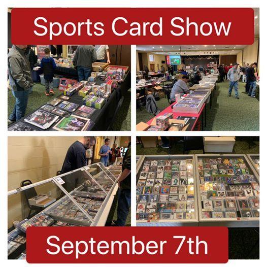 Scottsboro Sports Cards Memorabilia Show At Goosepond