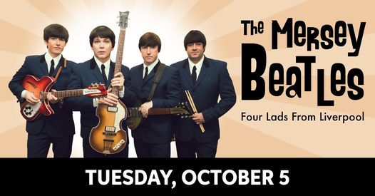 Mersey Beatles at The Clyde Theatre, 5 October | Event in Fort Wayne | AllEvents.in