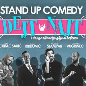 DEJTNAJT - stand up comedy - by Lajnap