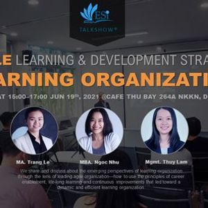 Learning Organisation & Agile Learning and Development Strategy