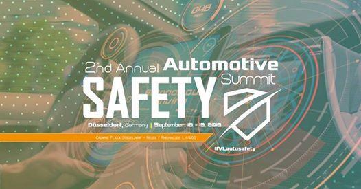 2nd Annual Automotive Safety Summit