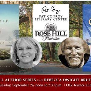Rose Hill Author Series Rebecca Dwight Bruff & John Warley