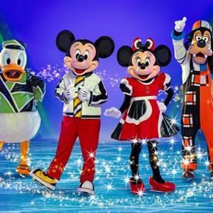 Disney On Ice presents Mickeys Search Party