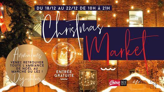 Christmas Market - March du Lez