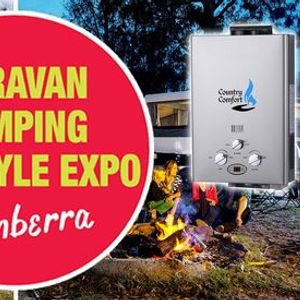 Canberaa Caravan Camping Lifestyle Expo