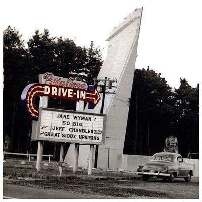 Prides Corner Drive In Theatre