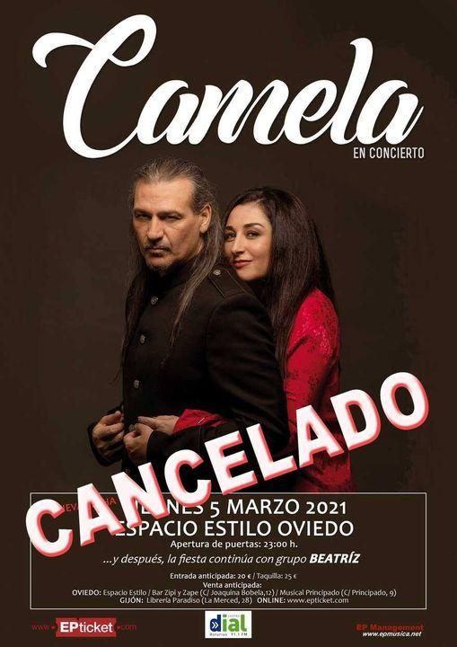 Camela en Oviedo | Event in Oviedo | AllEvents.in