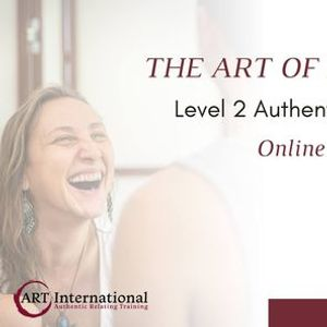 The ART of Being Human Level 2  - Online USEurope
