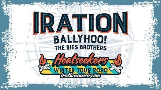 Iration  Heatseekers Winter Tour- McKees Rocks PA