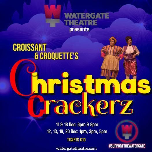 Croissant & Croquette's Christmas Crackerz, 11 December | Event in Kilkenny | AllEvents.in