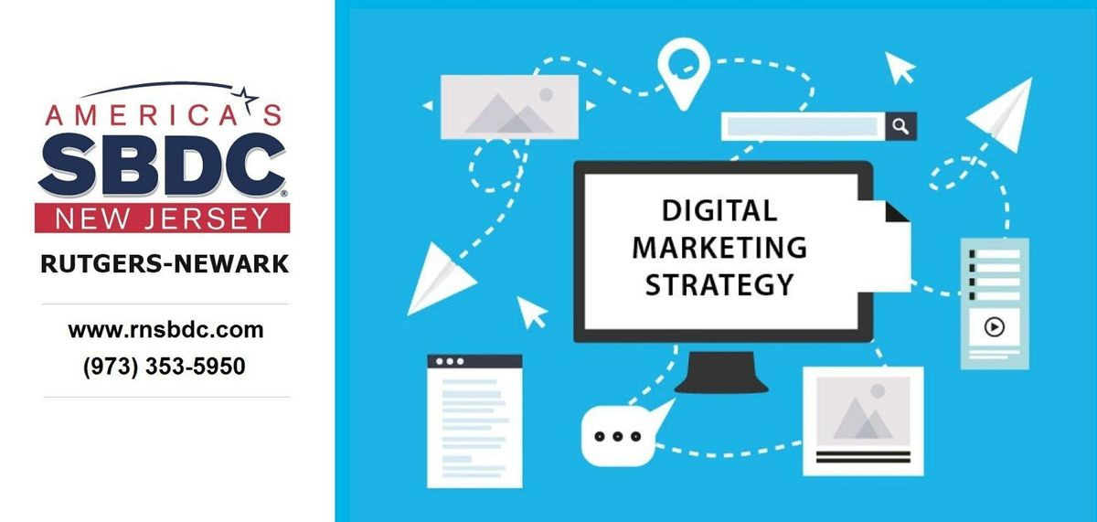 Creating Your Digital Marketing Plan, 16 December | Online Event | AllEvents.in