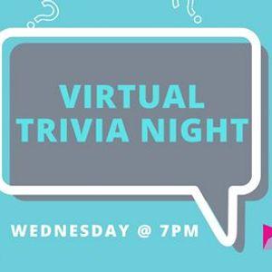 PARSA Virtual Trivia Night