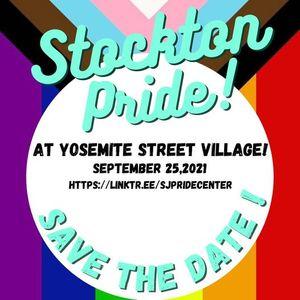 POSTPONED 10th Annual Stockton Pride