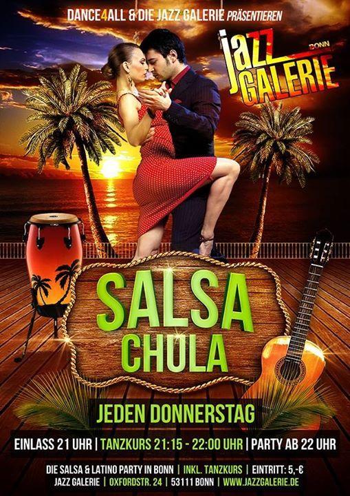 Salsa Chula  Die Salsa und Latino-Party