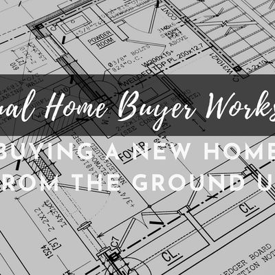 Buy a New Home From The Ground Up in Northern Virginia [Webinar]