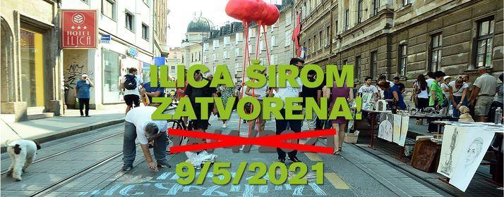Projekt Ilica Q'ART / Ilica širom zatvorena   Event in Zagreb   AllEvents.in