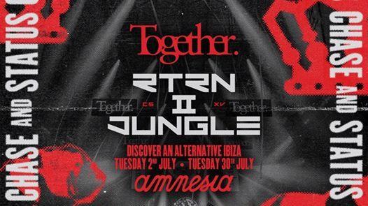 Together  Season 9  Amnesia Ibiza  Week 10 - RTRN II Jungle