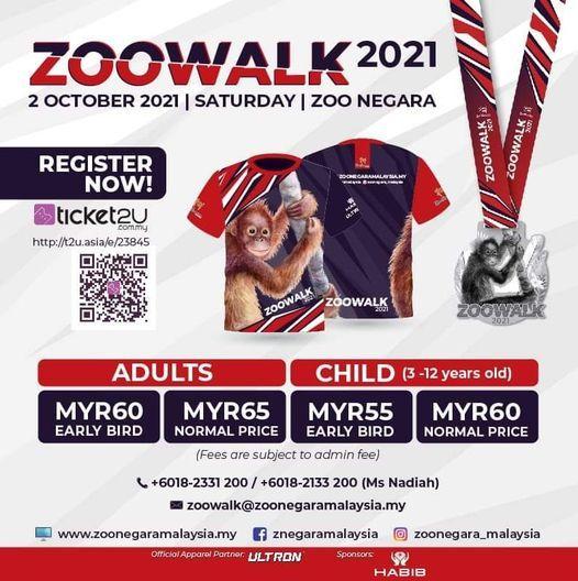 ZOO FIT 2021, 2 October   Event in Klang   AllEvents.in