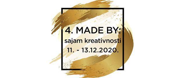 4. MADE BY: sajam kreativnosti, 11 December | Event in Zagreb | AllEvents.in