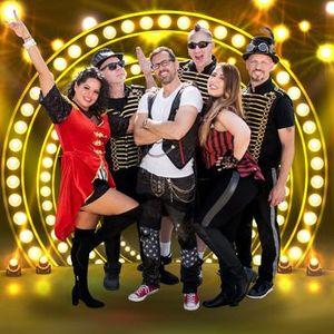 Libido Funk Circus at the Retro On Roscoe fest